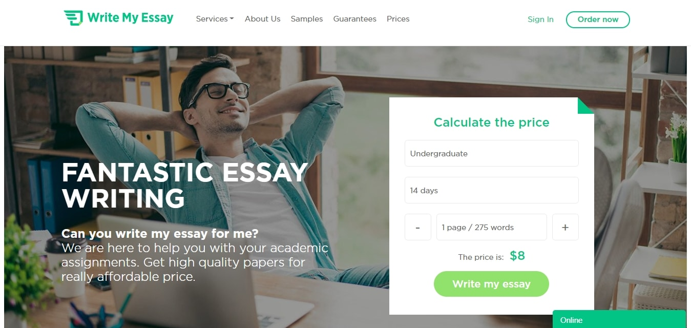 WriteMyEssays.net: Best Essay Writing Services In The UK